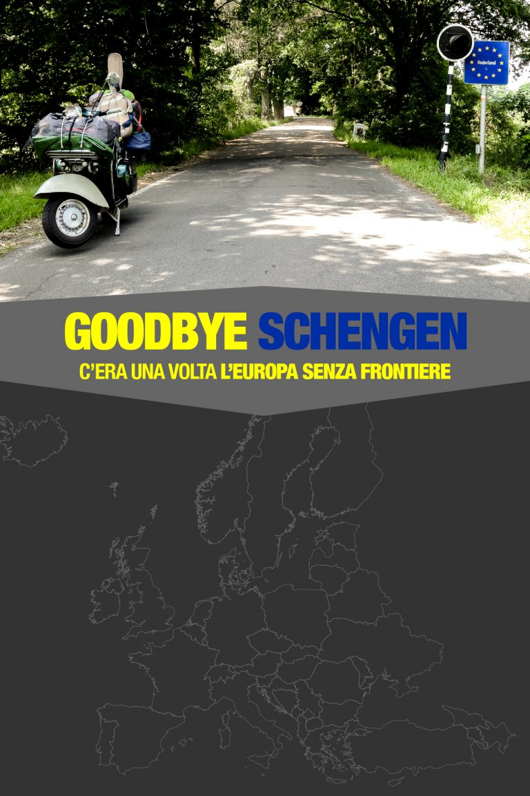 Goodbye Schengen